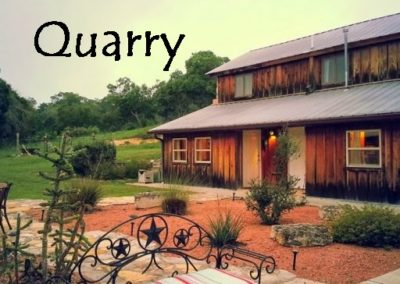 Barn at the Quarry